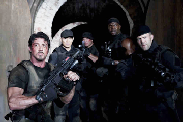 The Expendables Trivia Quiz