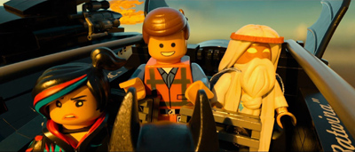 The Lego Movie Trivia Quiz