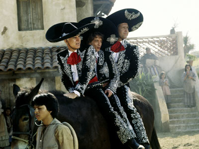 The Three Amigos Trivia Quiz