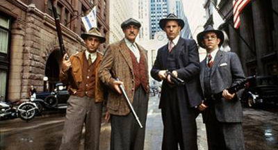 The Untouchables Trivia Quiz