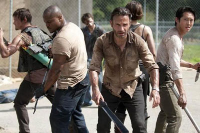 The Walking Dead, Season 3 Recap Part 1 Trivia Quiz