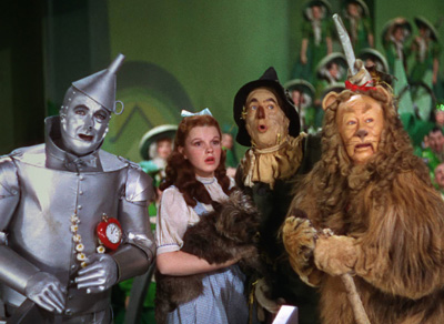 The Wizard of Oz Trivia Quiz