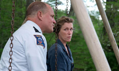 Three Billboards Outside Ebbing, Missouri Trivia Quiz