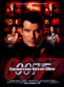 Tomorrow Never Dies Trivia Quiz