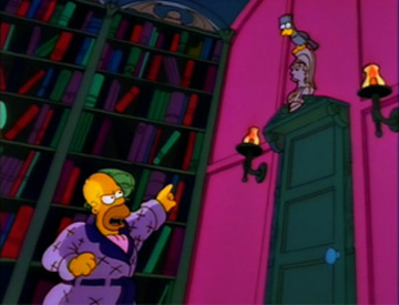The Simpsons: Treehouse of Horror Trivia Quiz