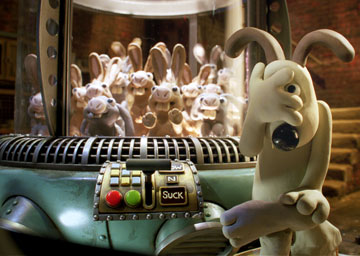 Wallace & Gromit in The Curse of the Were-Rabbit Trivia Quiz