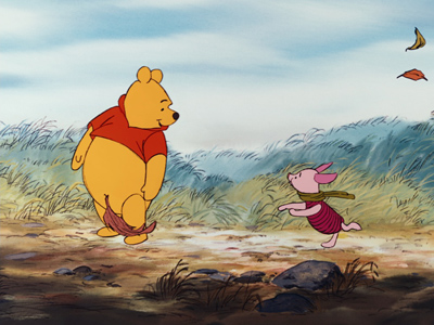The Many Adventures of Winnie the Pooh Trivia Quiz
