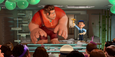 Wreck-It Ralph, Part 1 Trivia Quiz